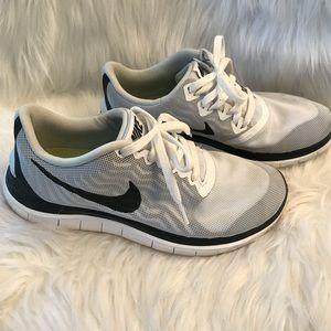 White Nike Women's Shoes